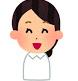 女性イラスト笑顔