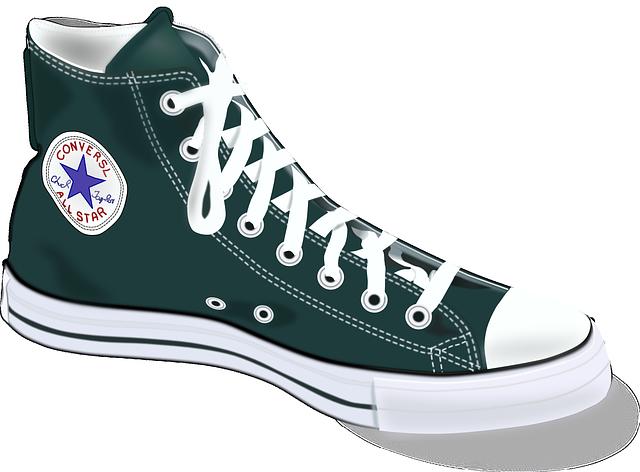 底の硬い靴
